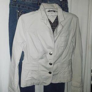 Tommy Hilfiger Feminine Blazer Jacket Stetch 12